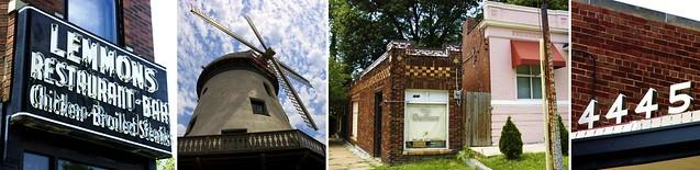 Bevo Mill neighborhood - STL