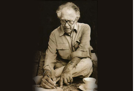 Internationally Awarded Sri Lanka's most prolific and influential Architect  - Geoffrey Bawa