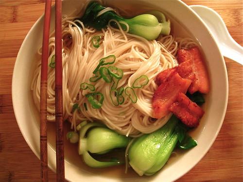 soup & noodles!