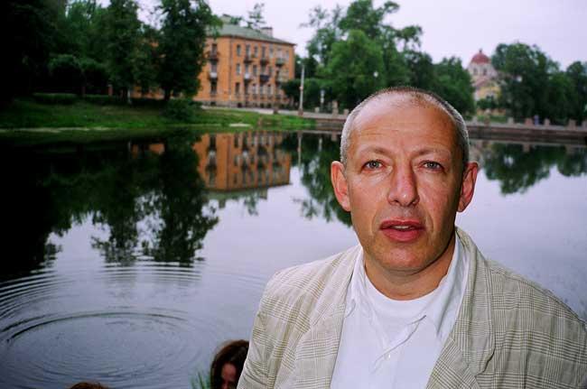 Иосиф Бакштейн. Под Питером 1997