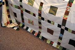 Quilt Overhang