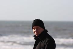 Willem (Het is genoeg!) Tags: sea cold holland beach strand out scheveningen zee kou uitje koud