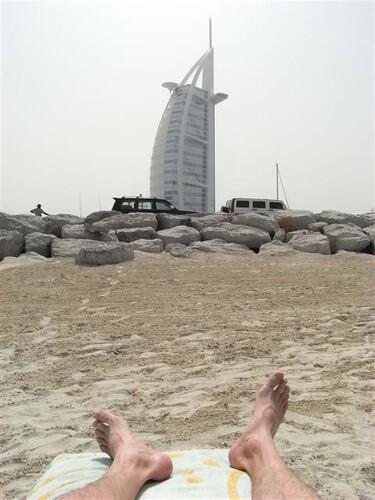 dubai beach. What to do in Dubai? Beach and