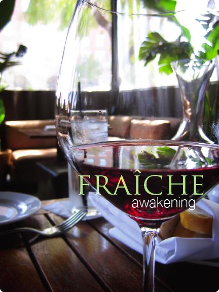 fraîche awakening