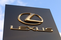 LEXUS car dealership