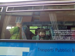 L'autobussone blu