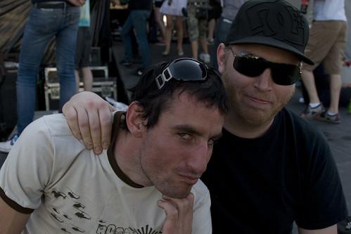 chopper and ed
