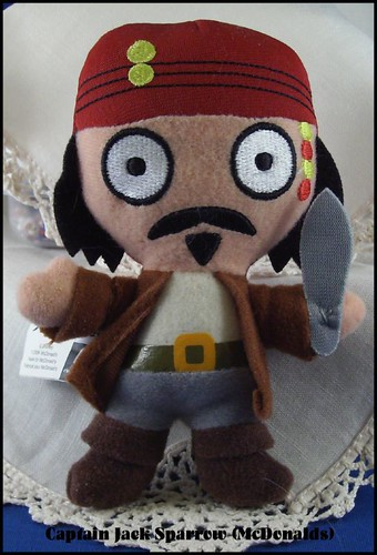 Jack Sparrow McDonalds