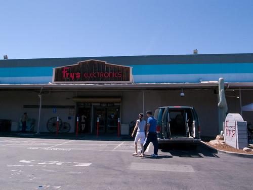 Fry's Palo Alto