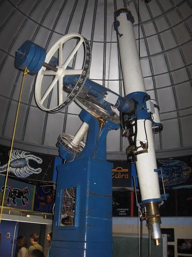 Harvard Observatory Telescope