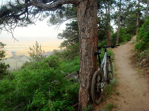 One of the best singletracks in Colorado