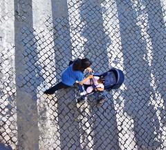 stroller and stripes (Ev@ ;-)) Tags: people composition stripes explore genius fineartphotos platinumphoto amazingshots blueribbonphotography diamondstars platinumphotography imuniquecreative evastyle shining☆star digitaleloquence esestyle