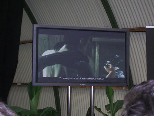 Presentación de Metal Gear Solid 4 en Madrid