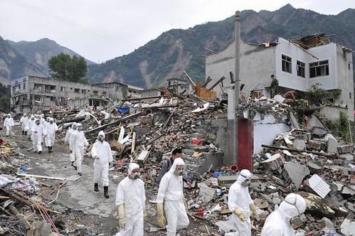 【痛い】四川災區核爆發?!震源地幾百公里圈內仍鎖中