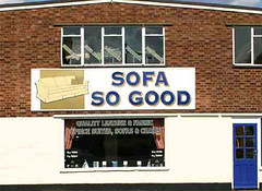 Sofa So Good