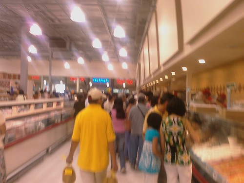 Grocery Chaos