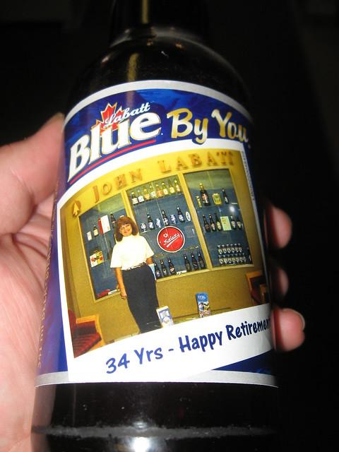 Retirement Beer