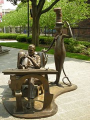 Dr. Seuss National Memorial Sculpture Garden by sealexander2010