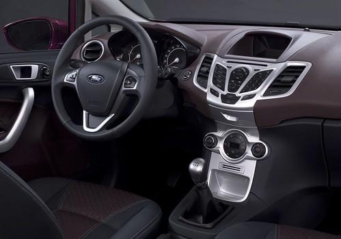 2009 Ford Fiesta by Allen Qu.