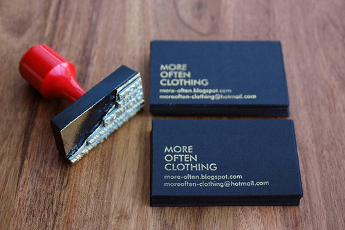 31experimentDIY business cards