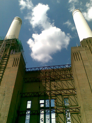 Battersea Power Station Towers