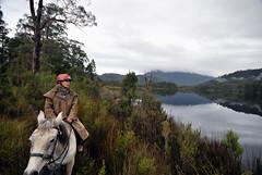 Lakeview (Row and Simon) Tags: tasmania tours horseback tullah
