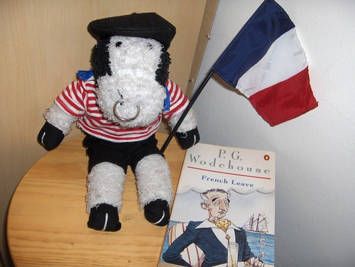 A Wodehouse a Week #64: French Leave