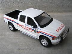 Niagara Regional Ram (magnummb) Tags: white ontario canada police canadian niagara dodge ram regional diecast niagararegion niagararegionalpolice diecastmodel modelpolicecar