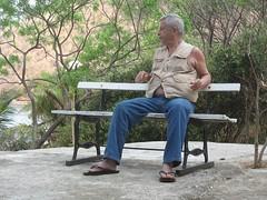 """Oliverio Del Villar """"El hombre de los bollos de yuca"""" (Del.Villiard) Tags:"""
