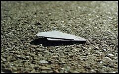 Schieferstein (Hanna Irlinger Fotografie) Tags: licht grau asphalt stein schatten schiefer geteilt pltte
