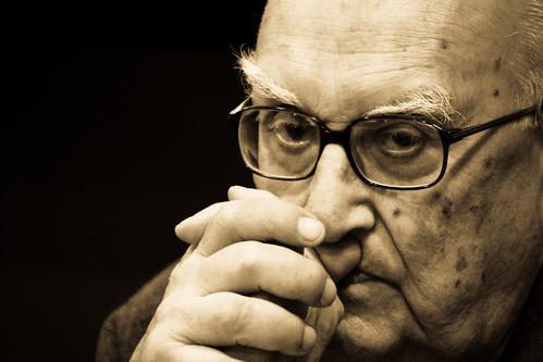Il Maestro Andrea Camilleri