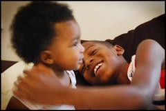 The kids (Masterpeace Shots) Tags: children nya ahmir nikond40x