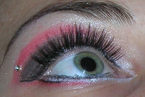 eye makeup for prom. tryout for prom eye makeup