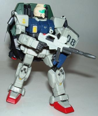 RX-79(G) Gundam GM Head a by you.