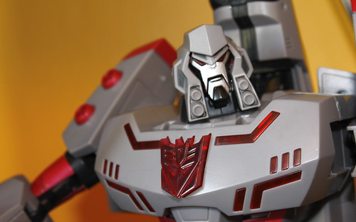 TF Animated Megatron (Leader Size)