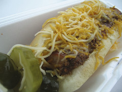 tony packo's classic dog with cheese