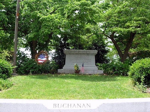 James Buchanan's Gravesite