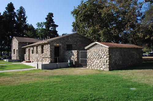 Stonehurst Recreation Center Building