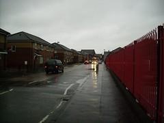 Flood free Ardgowan Street, Belfast, August 08