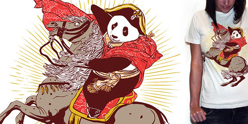 The Panda's Ride