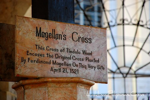 Magellans Cross Cebu City