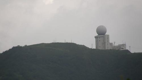 59.對面山頂的氣象台