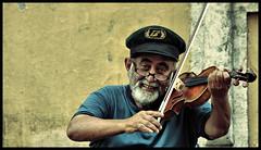 Train Conductor & Violinist