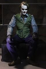 Hot Toys Joker Prison (Bleau Aquino) Tags: hot scale dark toys action clown prince crime heath figure batman joker knight 16 rogue villain ledger bleauaquino