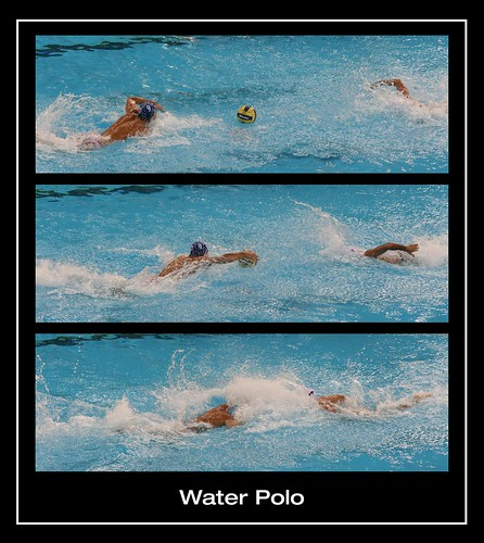Water Polo Sprint (by niklausberger)