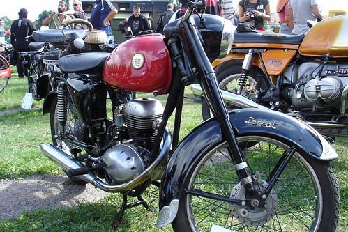 Terrot 125 EL Tenace 1958 125cc OHV