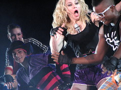 Music makes the people come together (moniketta) Tags: music france nice concert live madonna concerto musica 2008 francia nizza hotticket dalvivo livenation stickysweettour 260808 lastfm:event=614651 stadecharlesehrmann