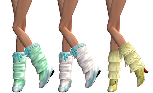 Aoharu Boots