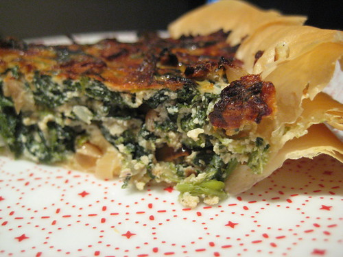 spinach & cheese pie