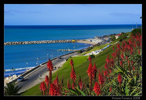 Playa Grande - Mar del Plata por Vivi RS/RJ.